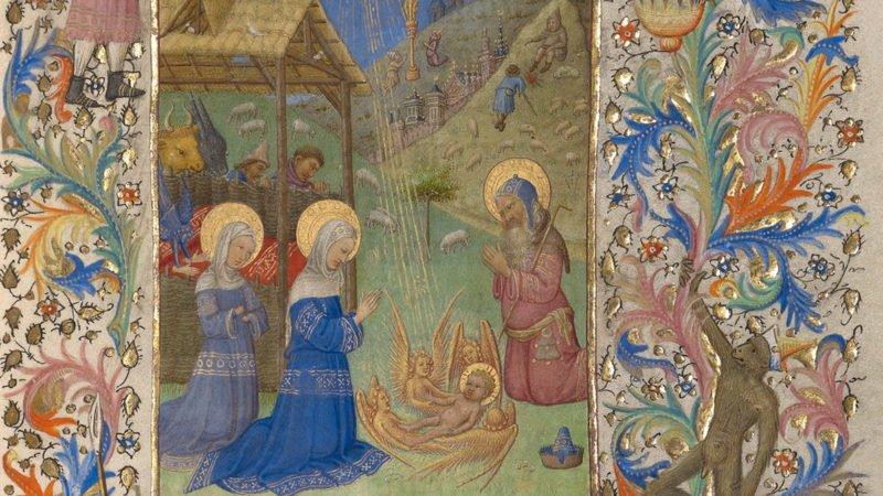 Фотография как часть визуального искусства [Часть II Средневековое искусство]