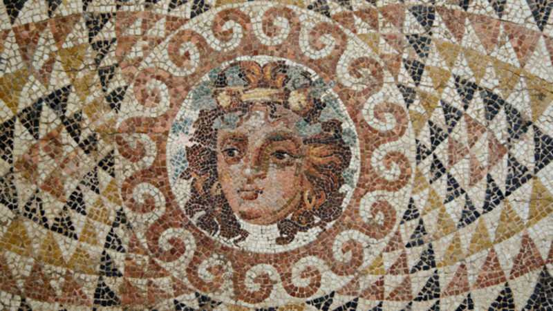 Фотография как часть визуального искусства [Часть I  От палеолита до Древнего Рима]