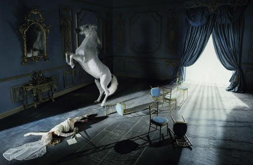 """Пример """"воздуха"""" (негативного пространства в фотографии), фотограф Тим Уокер"""