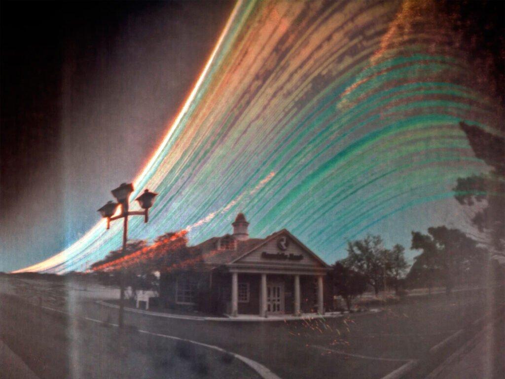 SOLARIGRAFIA 160 days of exposure Photography by Ksawery Wrobe